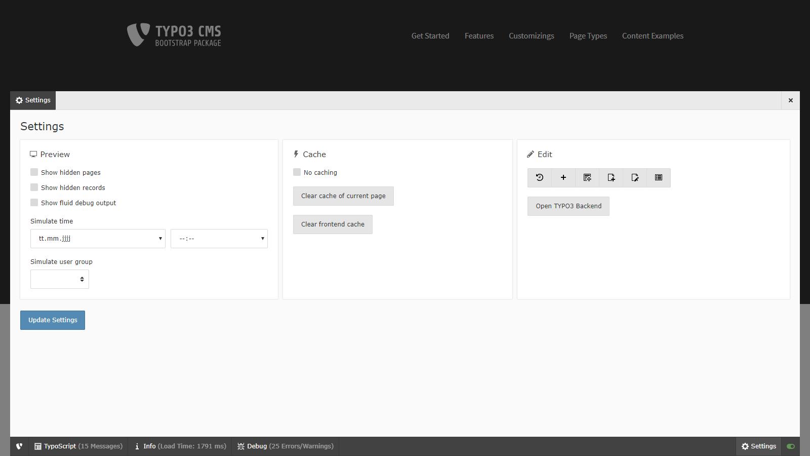TYPO3 v9 4 0 released